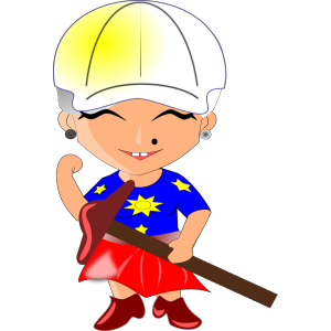 Woman Architect icon png