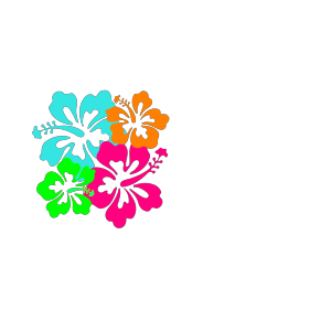 Hibiscus icon png