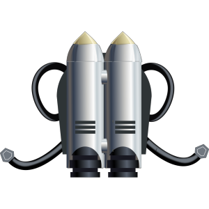 Individual Jet Pack icon png
