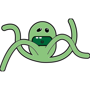 Cartoon Monsters 2 icon png