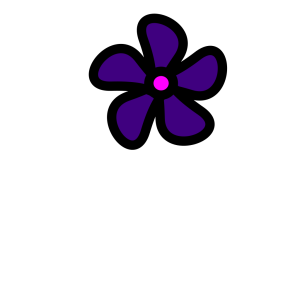 Flower Lineart icon png
