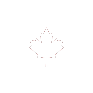 Flag Of Canada Leaf icon png