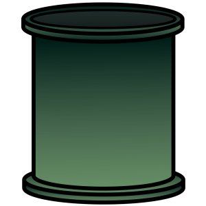Green Water Pipe icon png