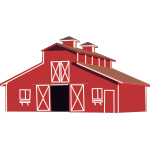 Red Barn icon png