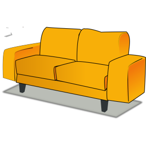 Sofa icon png