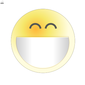 Face Grin icon png