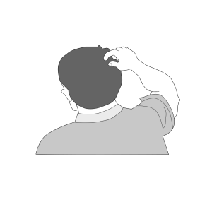 Scratching Head icon png