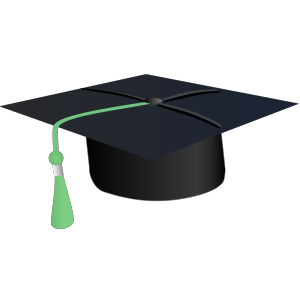Graduation Hat Cap icon png