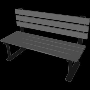 Park Bench PNG, SVG Clip art for Web - Download Clip Art ...