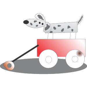 Toy Wagon icon png