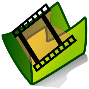 Video Folder icon png