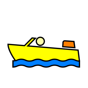 Speed Boat icon png