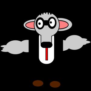 Nerd Elephant icon png