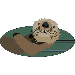 Sea Otter icon png