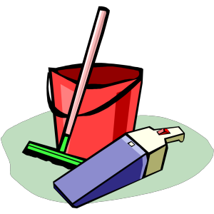 Cleaning Supplies icon png