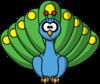 Bird Peacock icon png
