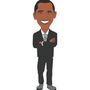 President Obama icon png