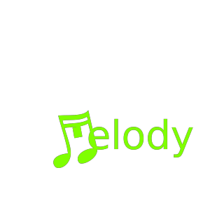 Cartoon Melody icon png