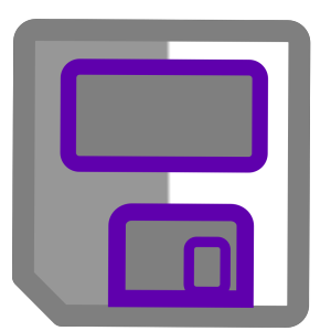 Document Save As icon png