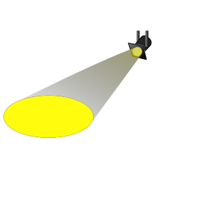 Stage Light icon png