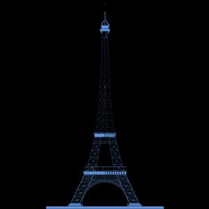 La Tour Eiffel (eiffel Tower) icon png