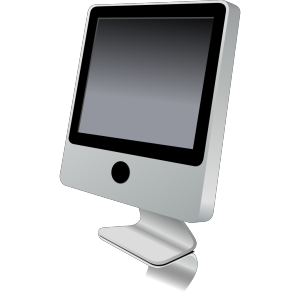 Computer Monitor icon png