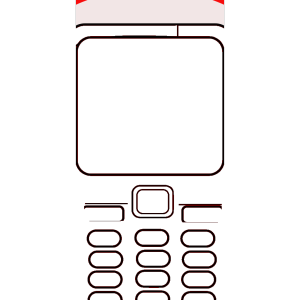 Cell Phone icon png