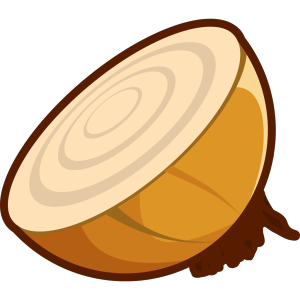 Onion icon png