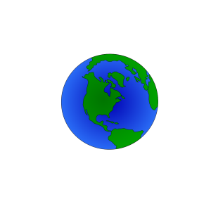 Planet Earth icon png