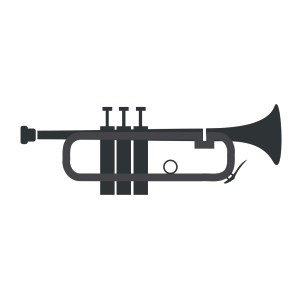Trumpet icon png