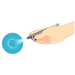 Airbrush icon png