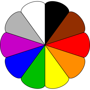 Flower Colors icon png