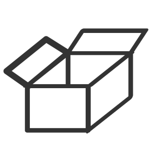 Raccoon Opening Box icon png