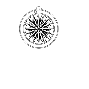 Wind Rose Compass Rose icon png