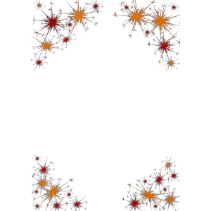 Firework Border icon png