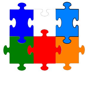 Jigsaw Puzzle 6 Pieces icon png