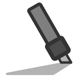 Highlighters icon png