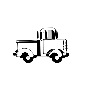 Small Truck Usps Postal Service icon png