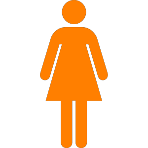 Woman Suit icon png