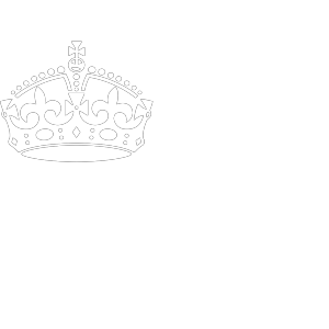 Keep Calm Crown icon png