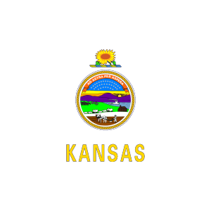 Us Kansas Flag icon png