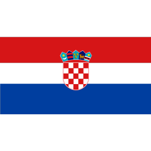 Flag Of Croatia icon png