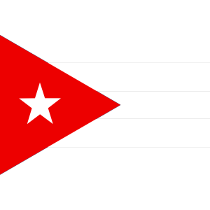 Flag Of Cuba icon png