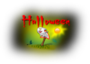 Halloween Abstract Drawing icon png