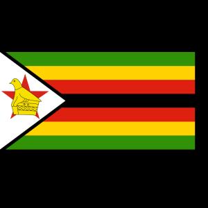 Flag Of Zimbabwe icon png