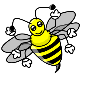 Bee icon png