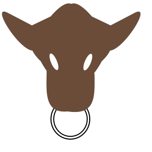 Bull Head icon png