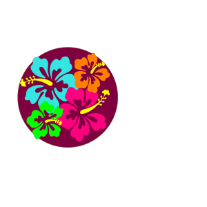 Hibiscus Flower icon png
