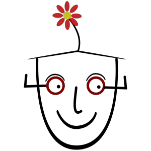Face With Flower icon png