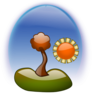 Blue Sky Sun Shine icon png